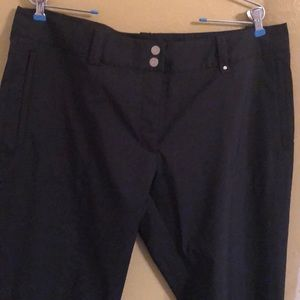 NIKE GOLF TOUR Dry Fit Performance Pants Loose Fit